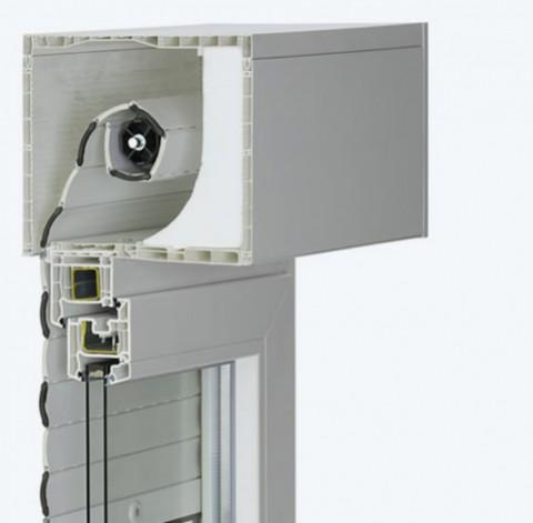 skrzynka 205 x 255mm (rewizja od dołu, izolacja styropian)