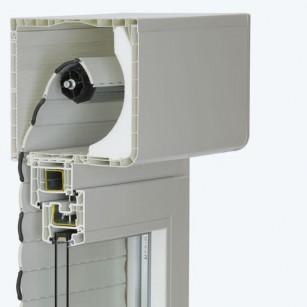 skrzynka 205 x 215mm (rewizja od czoła, izolacja styropian)